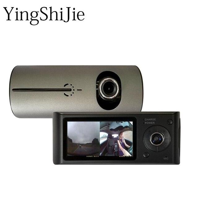 YingShiJie Full HD Car Dvr Dash Camera Auto 2 7 Inch Digital Video Recorder  GPS track camera Inside the car surveillance camera-in DVR/Dash Camera