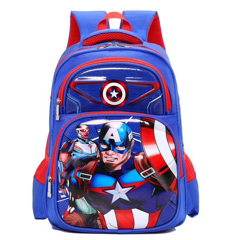 Новая модная детская одежда рюкзак прохладно школьная сумка Обувь для мальчиков рюкзак Водонепроницаемый малыша как подарок для ваших дет...