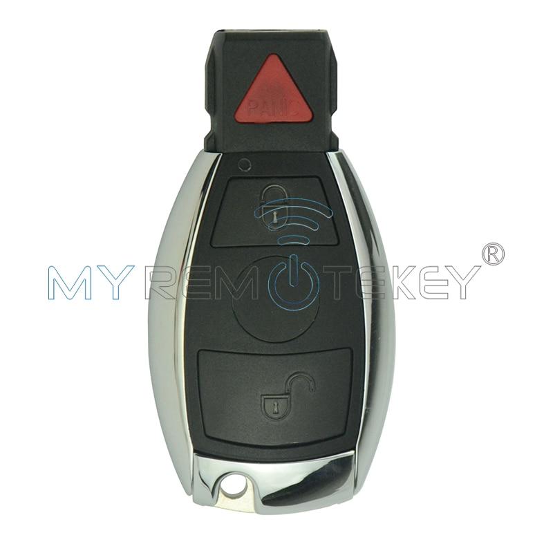 Smart Car Key Remote Keyless Blank Shell Case Cover 2 ...