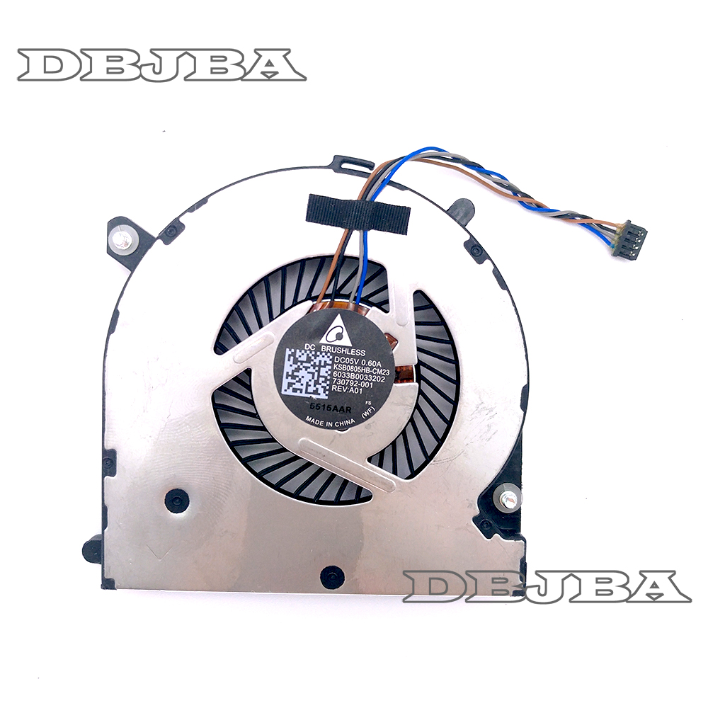 PC Laptop CPU Cooling Fan For HP Elitebook 740//745//755//840//850 ZBook14 G1 G2