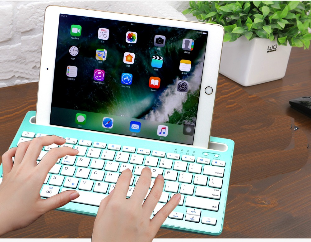 Fashion Bluetooth <font><b>Keyboard</b></font> for 7.9 inch <font><b>iPad</b></font> <font><b>mini</b></font> <font><b>4</b></font> Tablet PC for <font><b>iPad</b></font> <font><b>mini</b></font> <font><b>4</b></font> <font><b>keyboard</b></font> image