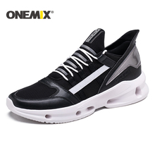 ONEMIX Road Running Shoes For Men 2019 Fashion Technology Trend Sneakers Outdoor Boy Athletic Trainers Men Tennis Walking Shoe onemix man running shoes for men lightweight athletic trainers black zapatillas sports shoe outdoor walking sneakers free ship
