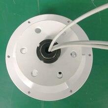 Nieuwe Aankomst Verticale Maglev Generator 600 w 12 v 24 v 3 fase 250 RPM permanente magneet generator