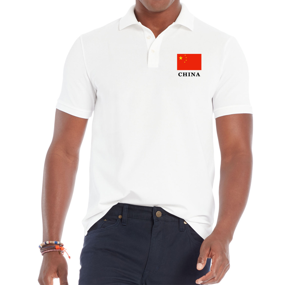 Online buy wholesale polo shirts china from china polo for Cheap polo collar shirts