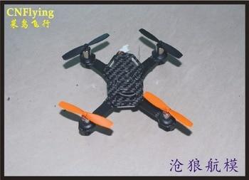Free shipping  Radiolink F110 Mini Drone Quadcopter CS360 FC R6DSM RX BNF Headless 360degree Throw Fly PID Auto Parameter Tune