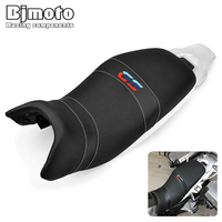 BJMOTO R1200 GS Motorcycle Black Flat Brat Style Tracker Cafe Racer Seat For For BMW R1200GS 2013 2018 R 1200GS ADV 2014 2016