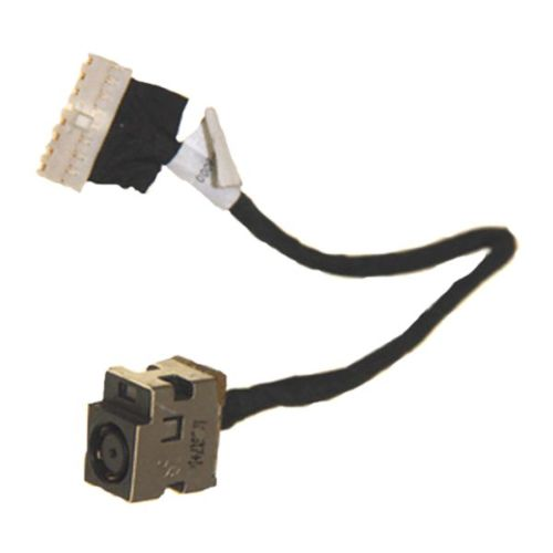 WZSM New Laptop DC power Jack Socket Connector cable for HP G72 COMPAQ CQ72  G72-251XX G72-253NR