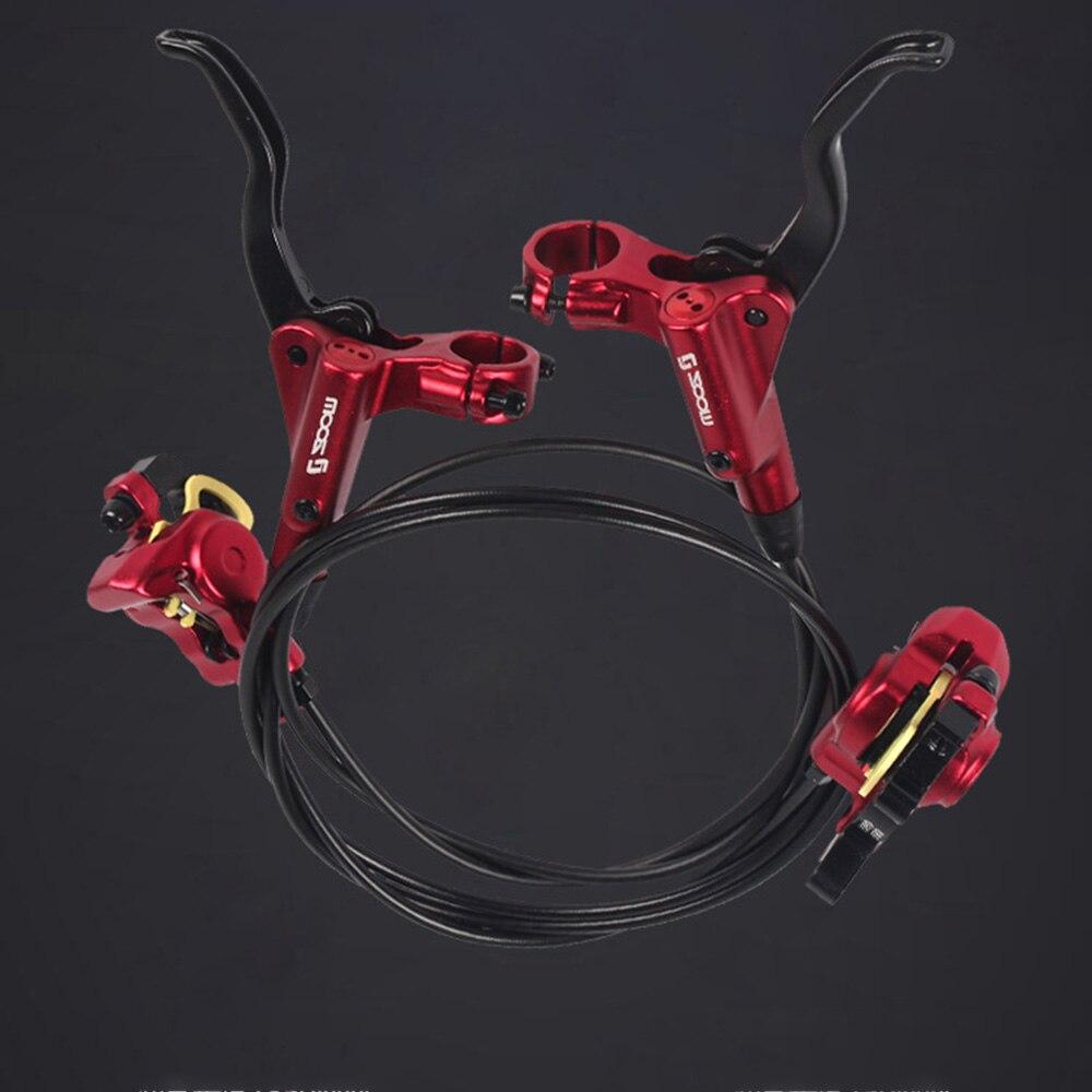 2019 nouveau frein de vélo pour le cyclisme, vtt vélo ligne de frein ensembles de câbles pince, VTT pression d'huile disque plaquettes de frein pièces de vélo