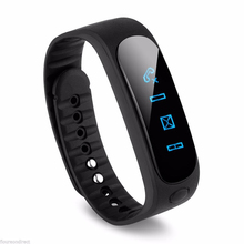 Bluetooth Smart Bracelet Anti Lost Sports Sleep Monitor Call SMS Remind Smartband Watch for iPhone Android
