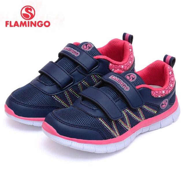 Flamingo россии известный бренд 2016 новых прибытия весенние дети спорт shoes детей способа высокого качества кроссовки 61-jk103/61-jk104