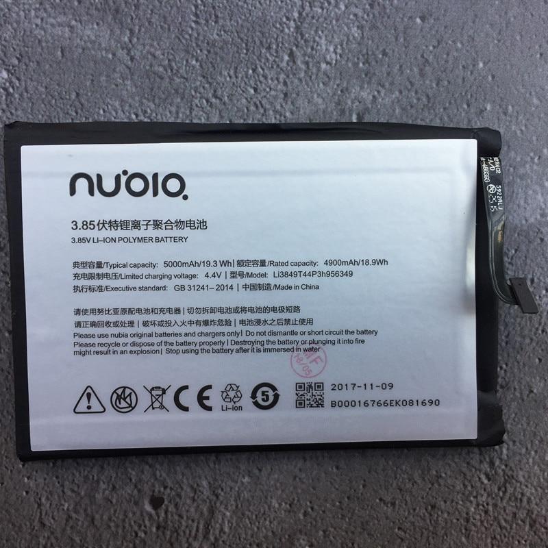 Original 5000 mah Li3849T44P6h956349 Batterie Für ZTE Nubia N1 NX541J Handy Batterie
