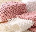 +-200 gram milk cotton thick yarn for knitting scarf for hand knitting Crochet Yarn Winter Warm FREE SHIPPING
