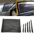 68 x125cm Car side Retractable Windshield Window Sunshield Visor Sun Shade Curtain FOR VW Ford Audi Honda Toyota Nissan Kia Jeep
