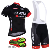 Team Pro BORA Cycling Jersey Men Bike Bicycle Jersey Cycling Clothing Maillot Ropa Ciclismo Outdoor Bicicleta