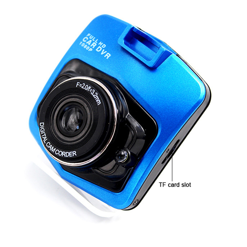 Car Electronics New Front Mini Camera Car Dvr Camera Full Hd 1080p Video Registrator Parking Recorder G-sensor Night Vision Dash Cam Hot Sell Dvr/dash Camera