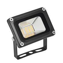 LED Flood Light 10W Floodlight IP65 Waterproof 12V Spotlight Refletor Outdoor Lighting Gargen Lamp newest