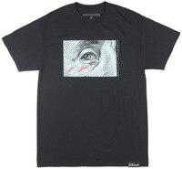 여름 스타일 패션 핑크 돌고래 프랭클린 일반 티셔츠 스트리트 패션 티 최고 남성 블랙 애니메이션 캐주얼 의류