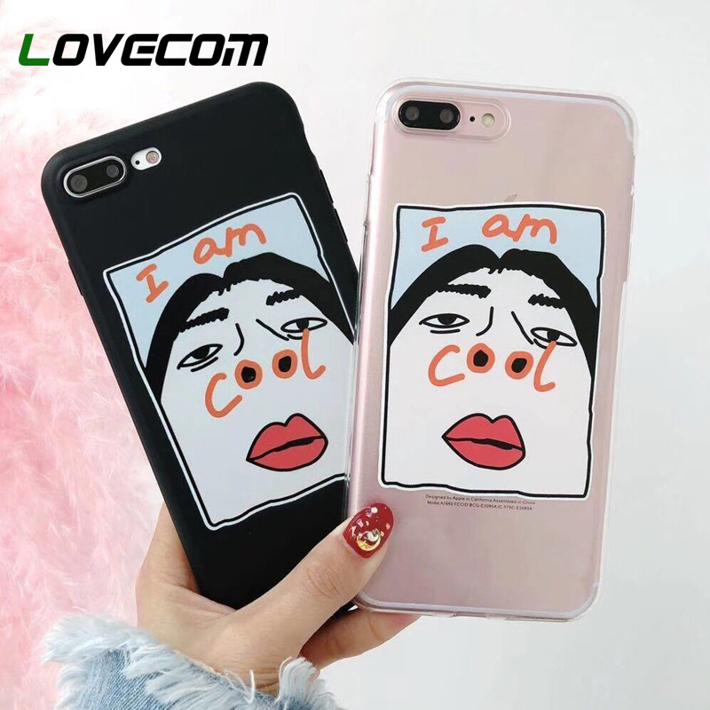 coque iphone 7 i am cool