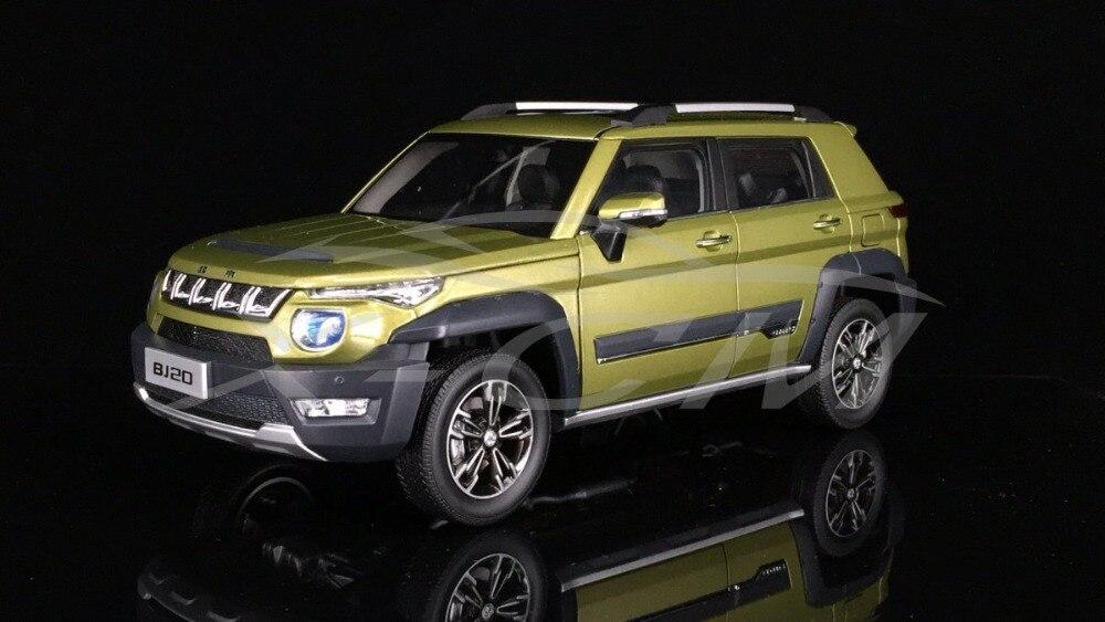 Diecast Auto Modell für Peking BJ20 1:18 (Grün) + KLEINE GESCHENK!!!!!!!!!-in Diecasts & Spielzeug Fahrzeuge aus Spielzeug und Hobbys bei  Gruppe 1