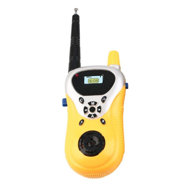 Hot Sale Professional Intercom Electronic Walkie Talkie Kids Child Mni Handheld Toys Portable Two-Way Radio Drop Shipping!