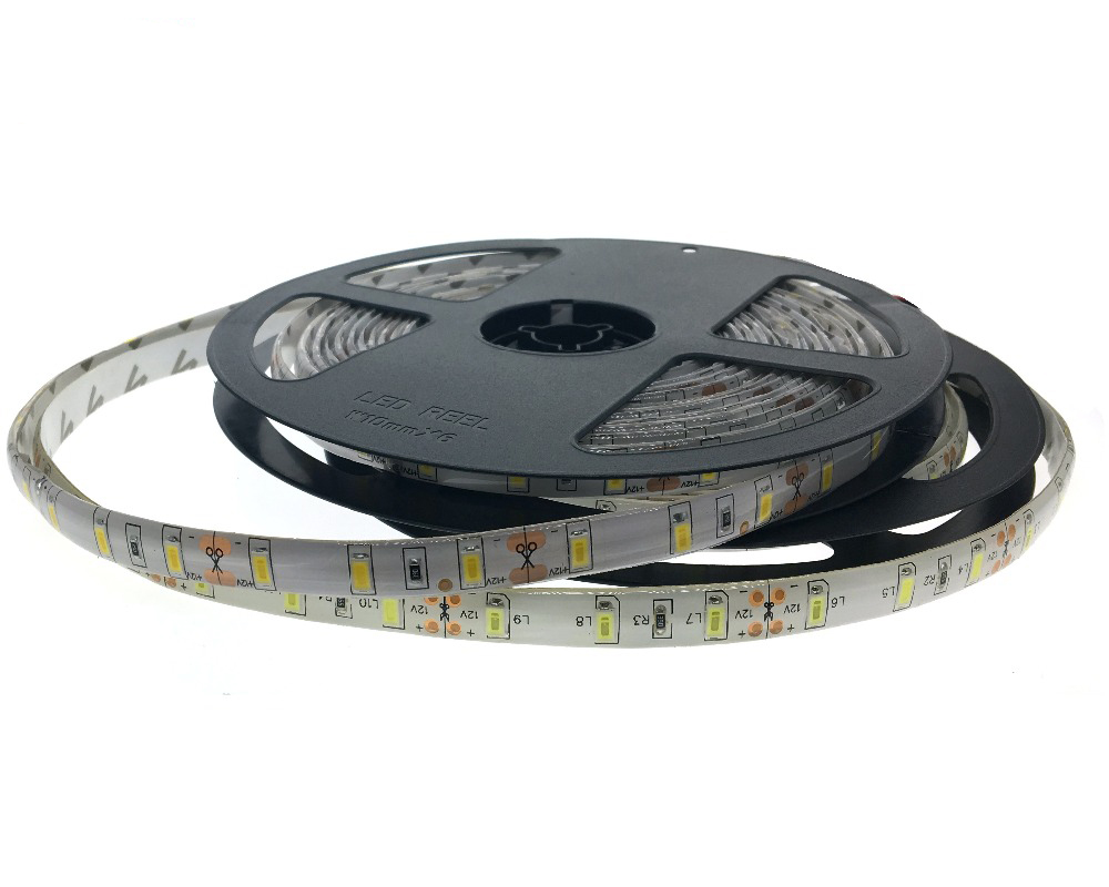 5630 LED Strip 12V Iluminare Flexibilă de Decorare 5m / Lot 300LED - Iluminat cu LED
