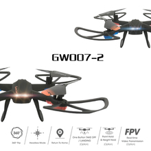 GLOBAL DRONE GW007-2 dron, mini dron, drone with hd camera, dron professional,rc  Helicopter dron, selfie drone wifi drone