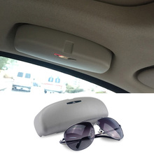 Car Sun Glasses holder Case Cover For BMW X1 X5 1 E90 E91 E92 E93 E34 For BMW E60 E61 E82 E81 E87 E88 E84 E53 E70 X3 Z4 M3 M5 M
