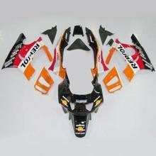 Motorcycle Motorbike Repsol Injection ABS Fairing Bodywork For Honda CBR600F3 CBR 600 F3 1997-1998 6A(China)
