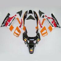 Motorcycle Motorbike Repsol Injection ABS Fairing Bodywork For Honda CBR600F3 CBR 600 F3 1997 1998 6A