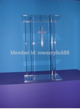 Pulpit Furniture   Sophistication Price Reasonable Clean Acrylic Podium Pulpit Lecternacrylic Podium Plexiglass