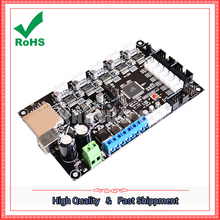 3D printer board control board MKS BASE2 V1.0 integrated board with SD card for metal chassis module