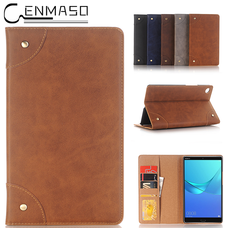 Flip Leather for HUAWEI M5 Pro Case for HUAWEI Mediapad M5 10.8 inch Cover M5 Case Mediapad M5 8.4 inch Tablet Cover 8.4 10.8 360 rotating case for huawei mediapad m5 10 8 folding stand pu leather case flip cover for huawei m5 pro 10 8 inch tablet fundas