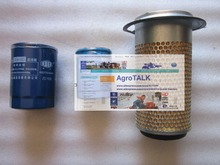 Forklift spare parts, the filter set including oil filter, fuel filter and air filters for HELI, TCM and HANGZHOU etc