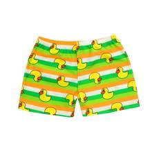 Kid Children Boys Cartoon Print Stretch Beach Swimsuit Swimwear Pants Shorts(China)