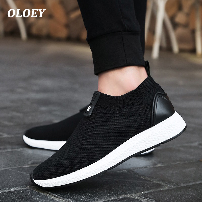 Men Shoes Men Casual Shoes Summer Breathable Lace up Flats Fashion Light Footwear Big Lazy man Size 39-44 tenis masculino adult men luxury brand new genuine leather shoes fashion big size 39 47 male breathable soft driving loafer flats z768 tenis masculino