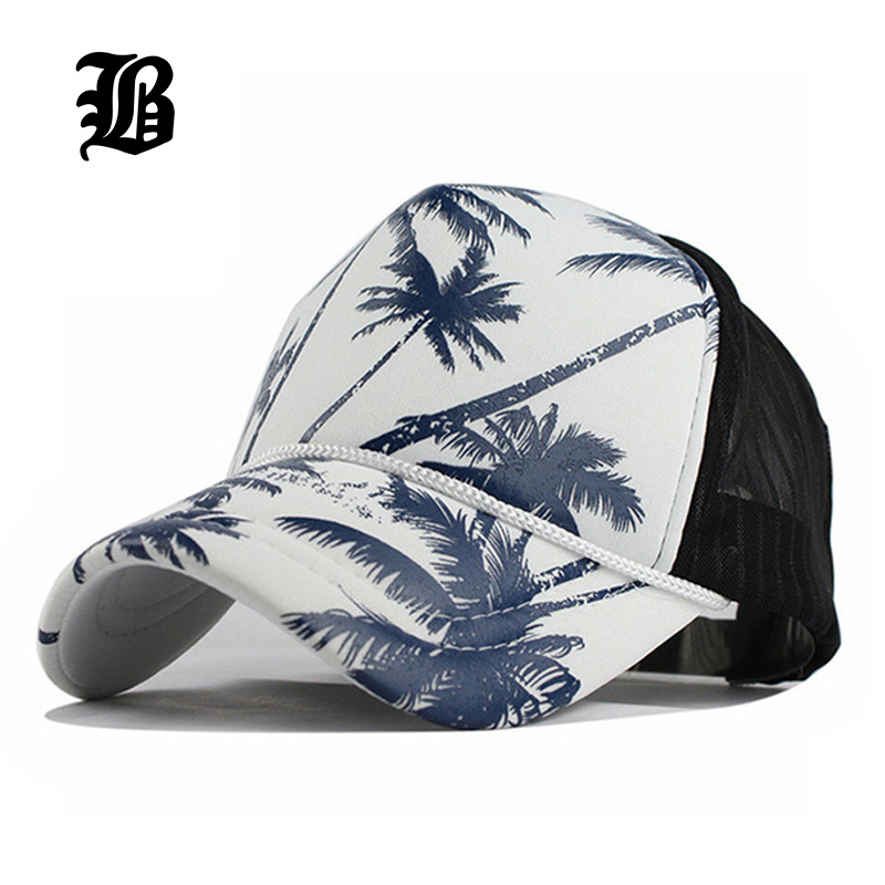 Hats Baseball-Caps Mesh Snapback Bone Quick-Dry Breathable Women Summer FLB Casquette