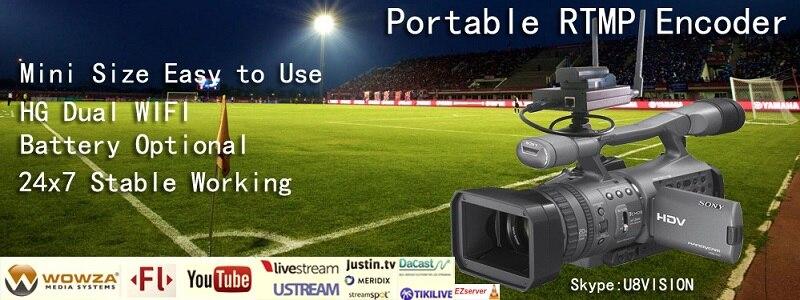 U8VISION IPTV Encoder -800