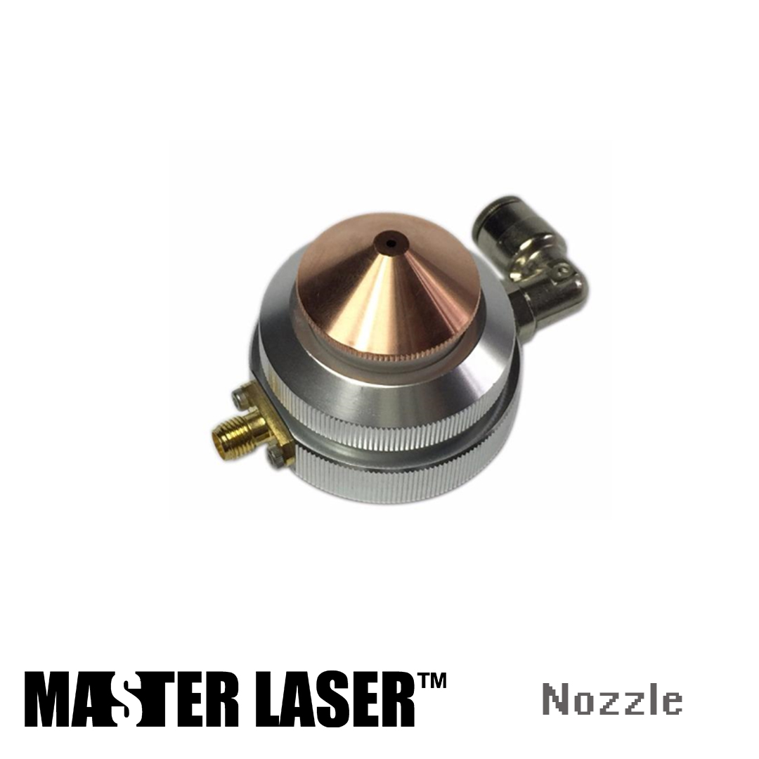 CO2 Laser Mixed Laser Cutting Machine Laser Head Nozzle Holder for High Power CO2 Cutting Machine CO2 Laser Nozzle цена