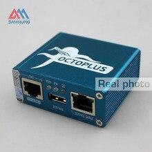 Оригинал octoplus box с 19 шт. кабели для samsung и lg + medua jtag активации + бесплатная доставка