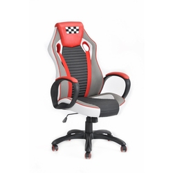 Aingoo gaming chair fashion boss office chair with arms with fabric pads seat height adjustable 360.jpg 250x250