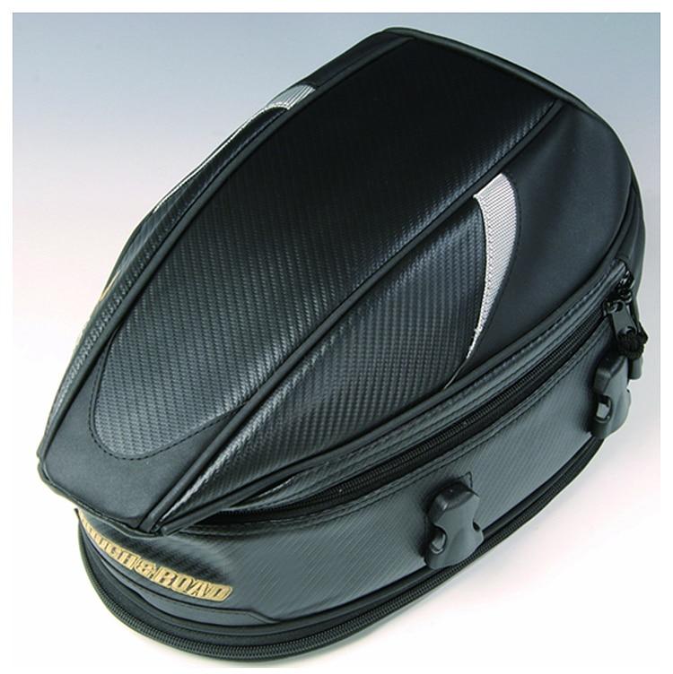 2017 New Motorcycle rear seat bag helmet bag riding package For KAWASAKI NINJA ZX6R ZX-6R ZX10R ZX-10R ZX12R ZX-12R ZX14R ZX-14R