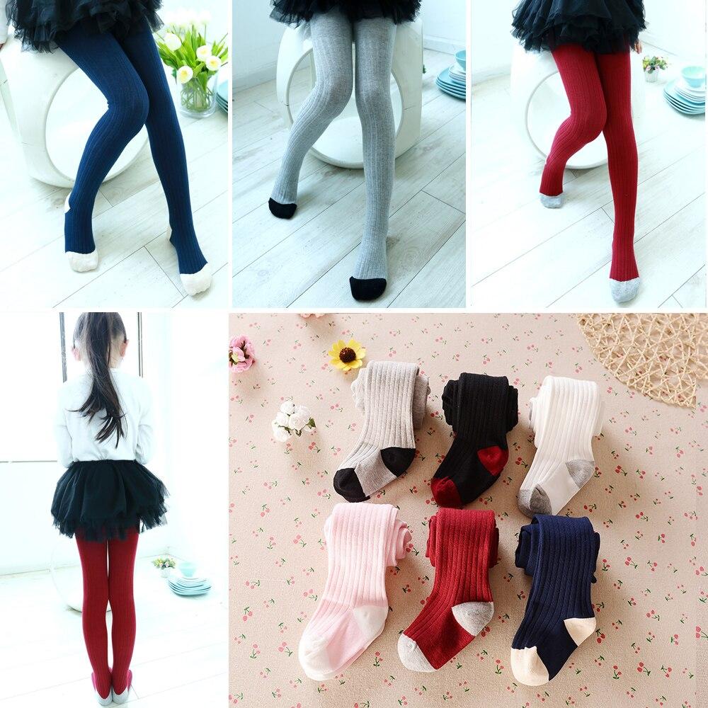 aa53b7810 2018 Newest Baby Girls Leggings Dancing Pants Ballet Stocking 6 ...