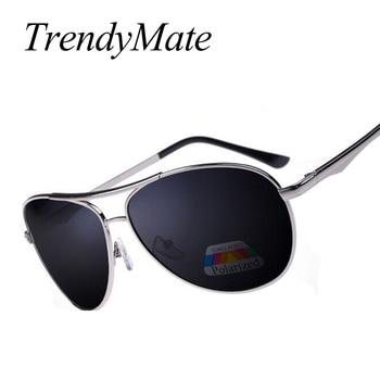 Caliente De la alta calidad De los hombres gafas De Sol Marco De aleación De clásico marca Polaroid G15 De vidrio lente polarizada gafas De Sol Lentes De Sol De 020 M