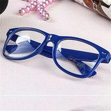 Спектакль стекол оптических прозрачное кадр рамка прозрачный стекло женская марка очки