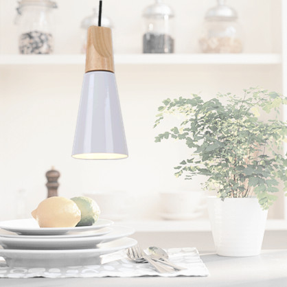 Modern industry local white Pendant lights indoor/outdoor Aluminum art lamp E27 led lamp for aisle&corridor&porch&stairs BT295 southeast asia style hand knitting bamboo art pendant lights modern rural e27 led lamp for porch