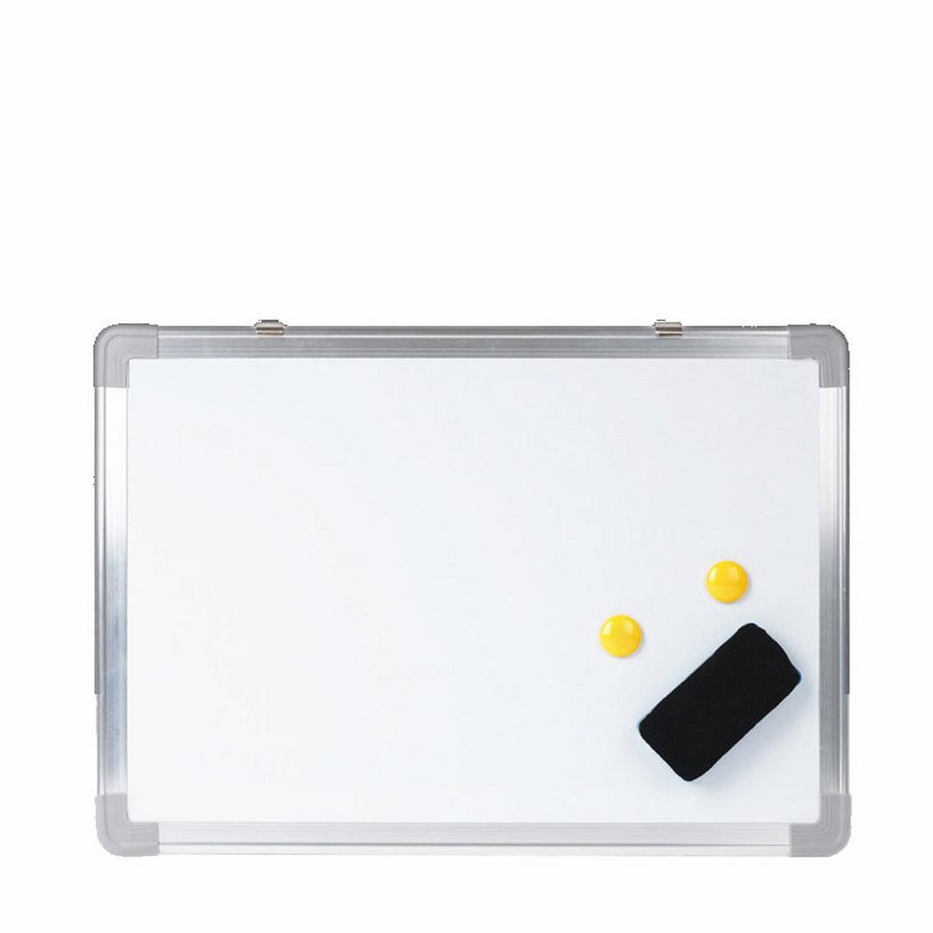 Magnetic Whiteboard Drawing Message Board For Exquisite Wrap Angle Design With Whiteboard Pen. School Office