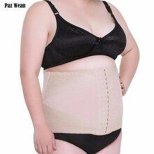 Mulheres Cinto Espartilho emagrecimento cueca Shapewear fino Trainer Cintura Barriga Corpo Shaper Belly Fatty Underwear Corretiva Tamanho Grande