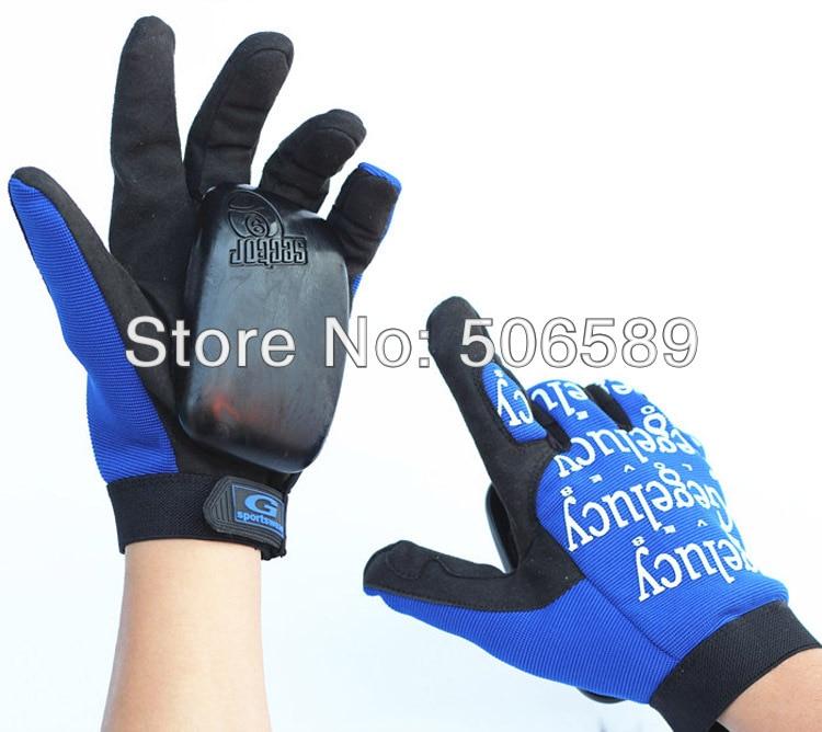 gants de planche à roulettes de livraison gratuite à long conseil des gants L XL XXL