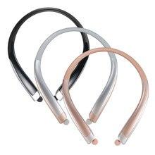 Новинка 2017 года Высокая 1100 csr4.1 hbs 1100 Беспроводная гарнитура Bluetooth Спорт шейным наушники с микрофоном Высокое качество наушники