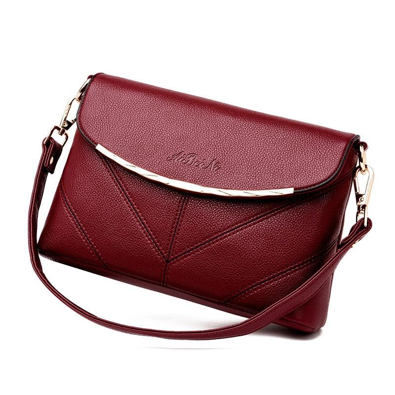 Hot Sequined Leather Striped Small Women Shoulder Bag Luxury Woman Designer Handbags High Quality Crossbody Bag Ladies Sac Femme